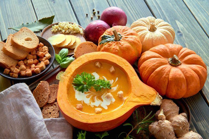 Hokkaido polievky, ktoré vás zaručene dostanú a ďalšie super hokkaido recepty